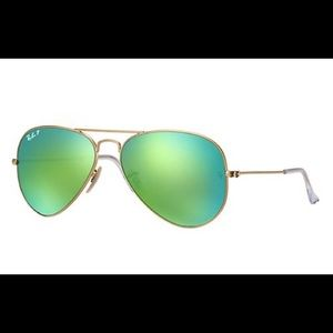 Ray-Ban Accessories - Green/Blue Raybans